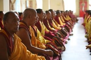 Антитеррористический отряд создан монахами древнего китайского храма