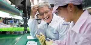 Apple будет закупать дисплеи у самой богатой женщины Китая