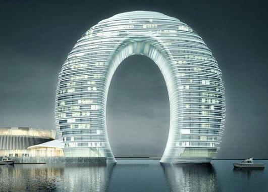 Архитектура Поднебесной