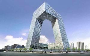 Архитектурная мода Поднебесной