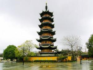 Архитектурные особенности Китая