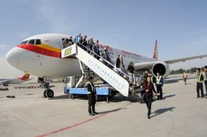 Авиаперелет – отличный вариант путешествия в Китай