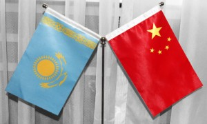 Азиатский дуэт Китай-Казахстан