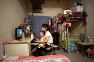 Бедные граждане Пекина ищут дом… под землей3