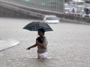 Более миллиона человек пострадали в результате наводнений в Китае