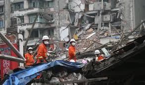 Более полторы тысячи человек лишились кровли из-за землетрясения в Китае