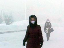Более ста тысяч человек из южного Китая страдают от холода