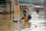 Больше 50 человек стало жертвами сильных наводнений в Китае