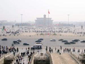 Бороться с загрязнениями воздуха в КНР помогут американцы