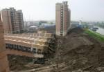 Быстрое, но опасное строительство в Китае