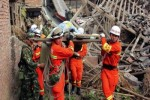Число пострадавших от землетрясения в Китае растет