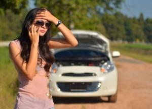 Что делать, если автомобиль сломался в дороге