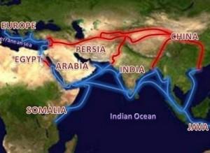 В Шанхае снимают документальный фильм о Морском Шелковом пути