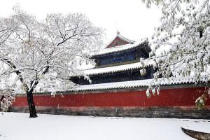 Даже лед помогает китайцам