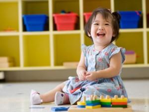 Детские сады в Китае
