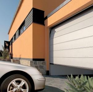Дизайн и украшения гаражных ворот