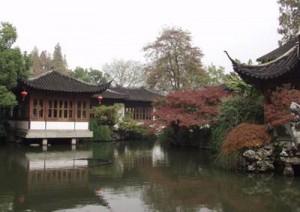 Домашний быт китайцев. Архитектура