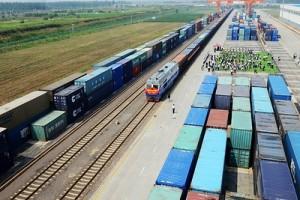 Доставка грузов из Китая поездом2