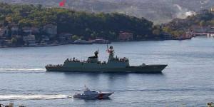 Два китайских фрегата вошли в Черное море
