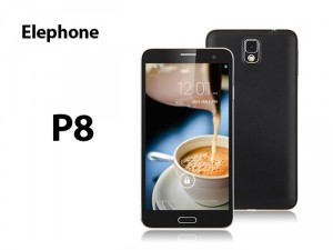 Elephone P8 - почти Samsung Galaxy Note 3