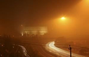 Фейерверки и петарды в Пекине могут оказаться под запретом из-за смога