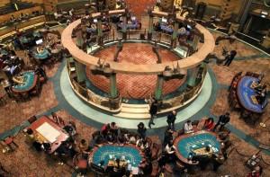 Фейс-контроль в казино