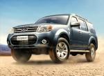 В Китае представили внедорожник Ford Everest