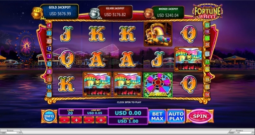 Fortune Wheel от Playtech