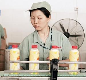 Французский гигант Danone  планирует начать работать совместно с китайским Mengniu