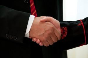 Где и как проводить переговоры с китайцами