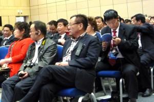 Главный советник пропагандирует в Китае