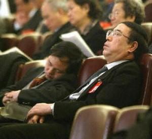 «Голых чиновников» в Китае лишили возможности карьерного роста2