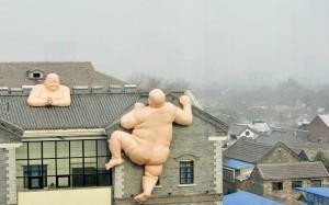«Голый Будда» вызвал резонанс в китайском обществе