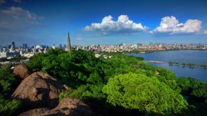 Город Hangzhou