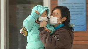 Харбин вновь подвергается воздействию смога