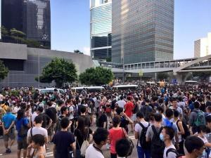 2/3 жителей Гонконга не поддерживают движение «Оккупай Централ»