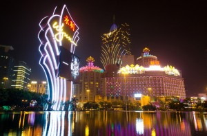 Игровая роскошь - китайские казино