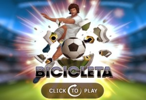 Игровой автомат Bicicleta