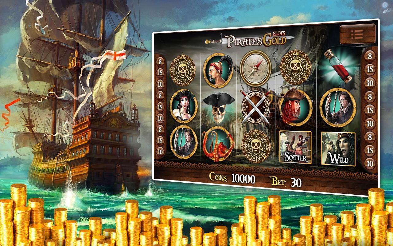 Игровой слот Pirates Gold