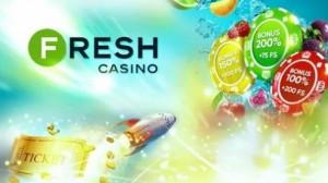 Игровые автоматы Megaclusters в Fresh Casino