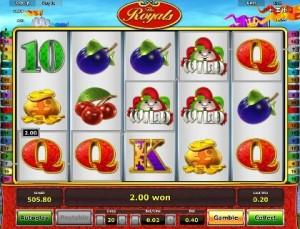 Игровые автоматы и карточные символы