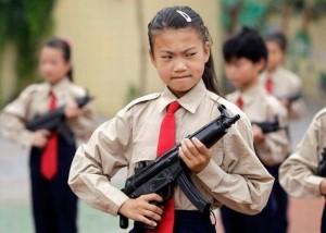 Игры китайских детей