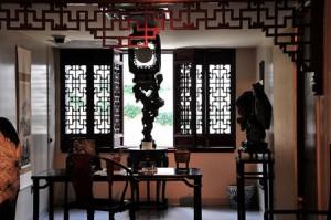 Интерьер китайского дома
