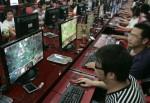 В Китае сокращается количество интернет баров