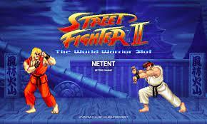 История игрового автомата Street Fighter II – версия казино Голдфишка1
