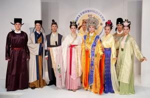 История китайского костюма2