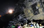 Из-за оползня в Китае погибли люди