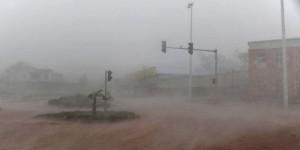 Из-за тайфуна «Куджира» в Китае объявлено штормовое предупреждение