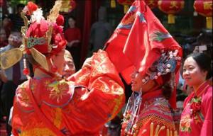 Как готовили невест в Древнем Китае