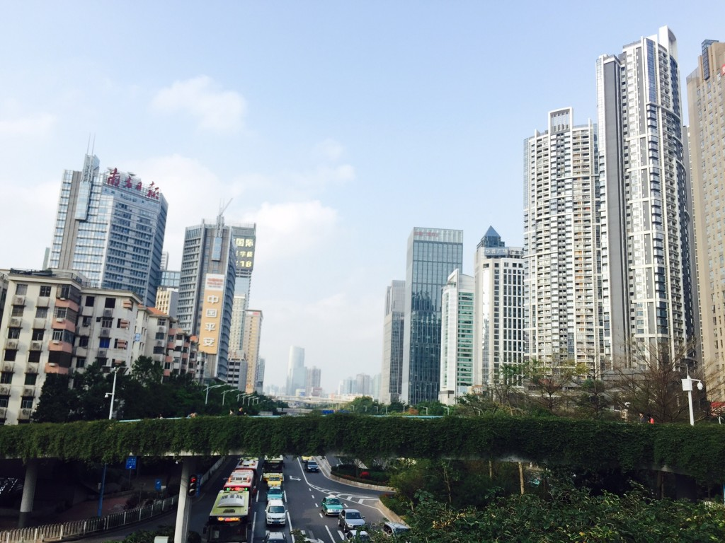 Как искать квартиру в аренду в Гуанчжоу2